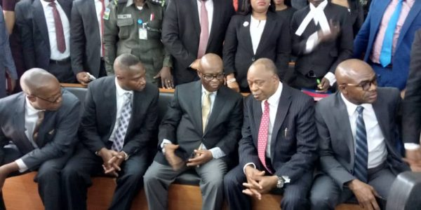 CCT trial: FG close case against Onnoghen
