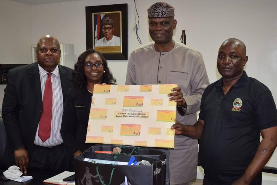 Lagos to partner Ekiti State on law reforms