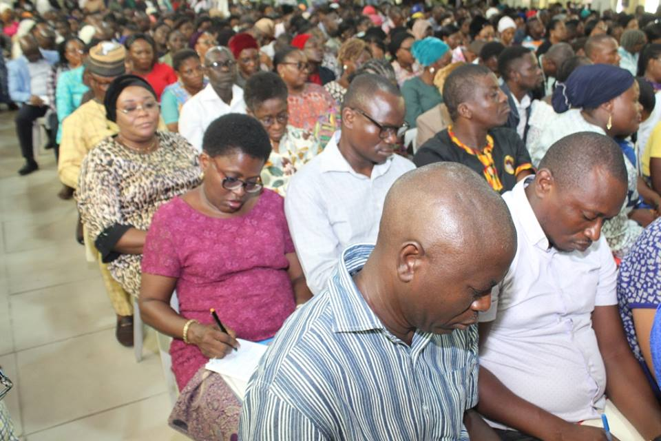 Over 4,700 Lagos civil servants to participate in the 2019 promotion exercise
