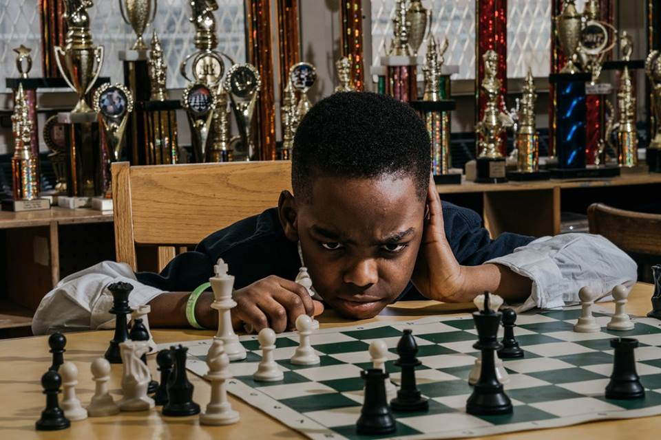 Opinion: This 8-Year-Old Chess Champion Will Make You Smile – By Nicholas Kristof