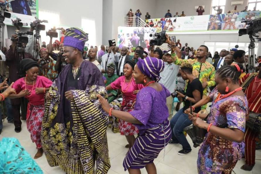 Amosun and Drum Festival 1