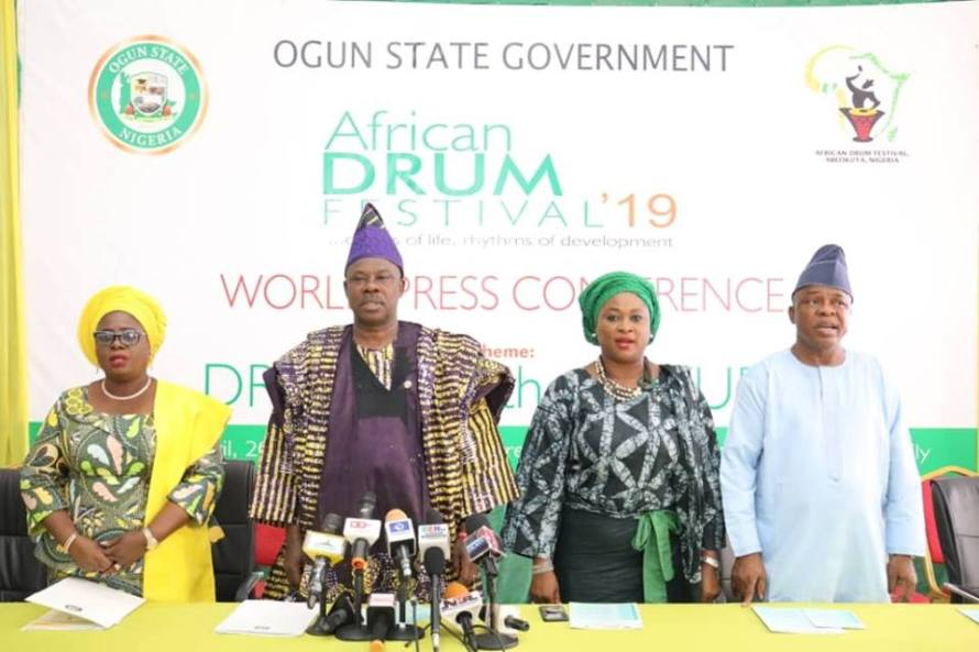 Amosun and Drum Festival 2
