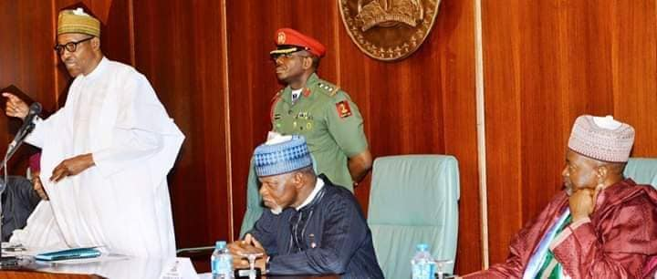Buhari Orders Customs Boss, AGF, 12 Others To Submit Hand Over Notes