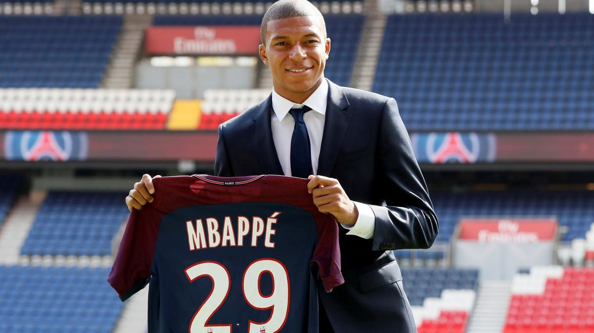 I'm not joining Real Madrid – Mbappe