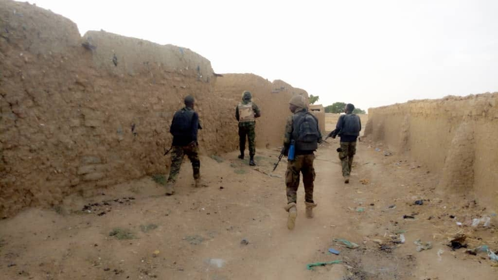 NAF special forces team neutralises two armed bandits, secures RAFI, Doka villages in Zamfara State