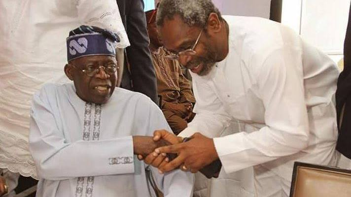 Image result for 9th Assembly: No ulterior motive in backing APC's, Buhari's position, says Tinubu