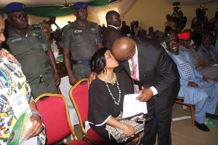 Wike receives certificate of return 1