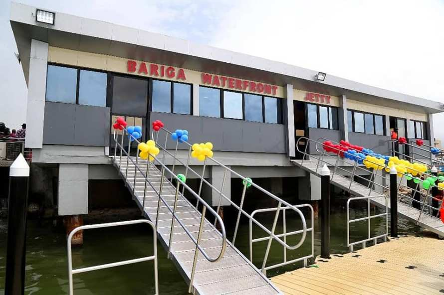 Bariga water Front 1