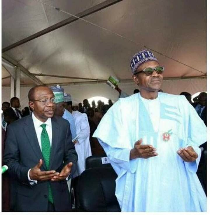 I get insults for using unconventional methods to improve economy – Emefiele