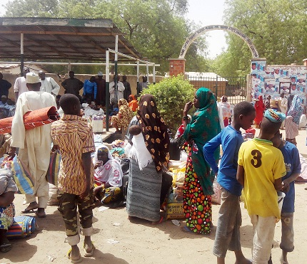 15,000 IDPs from Zamfara,Sokoto cry for help in Niger Republic – NEMA