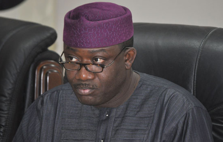Lets join hands to build Ekiti, says Fayemi to Olusola