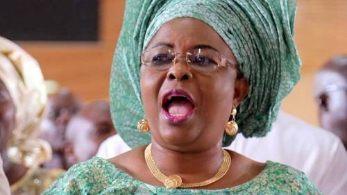 Patience Jonathan wants $5.7m, N2.4bn seized released