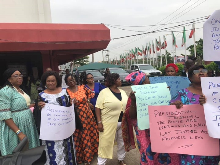 PDP staffers demand for Atiku mandate 1