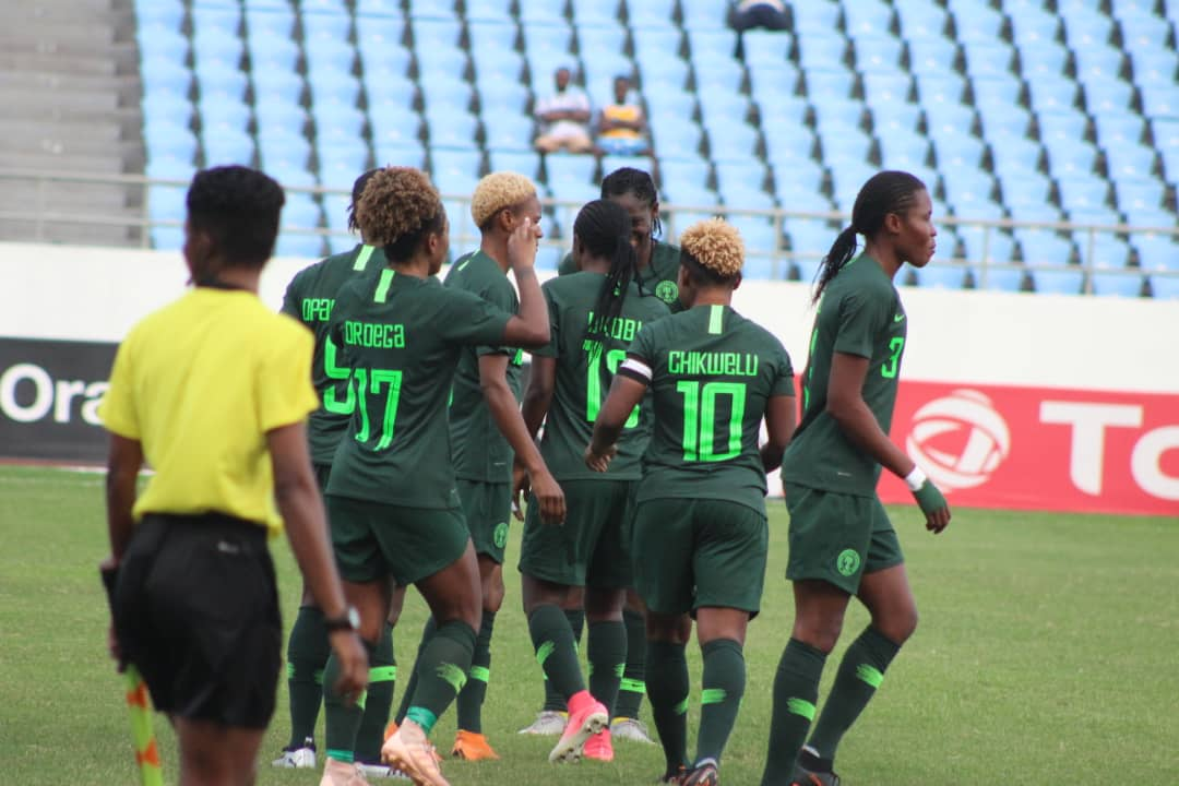 Super Falcons: Dennerby releases list of 23 for FIFA Women's World Cup in France