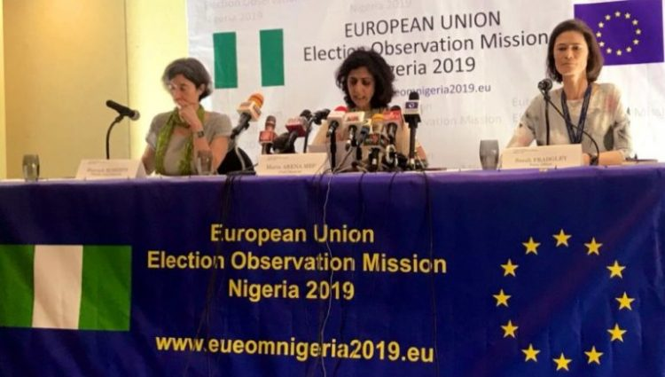 2019 General Election lacked transparency – EU