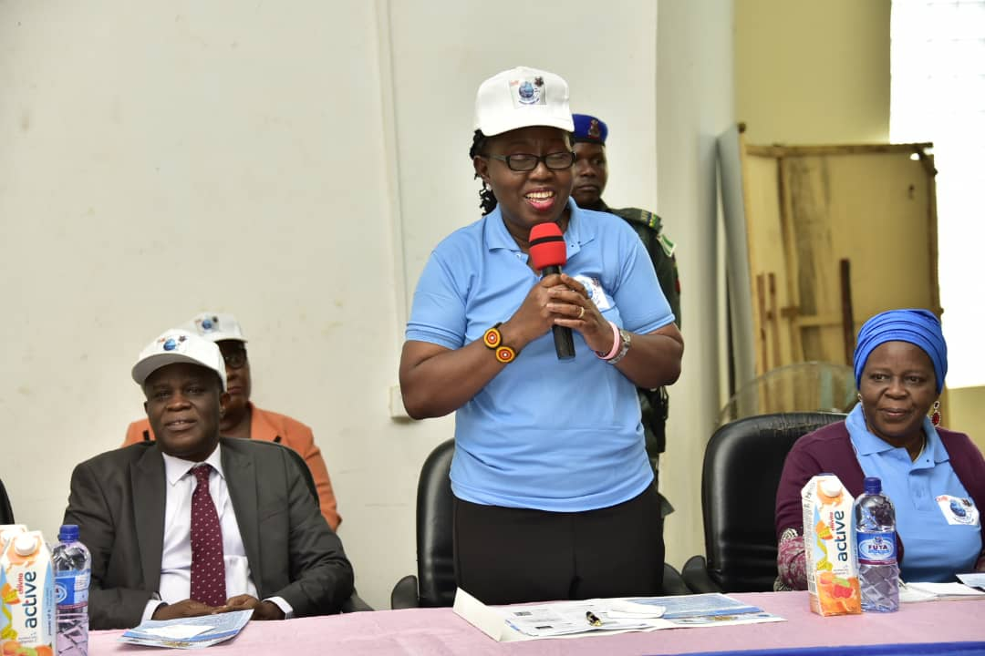 WORLD OCEAN DAY: Mrs Akeredolu Encourages Women to be More Environmentally Friendly