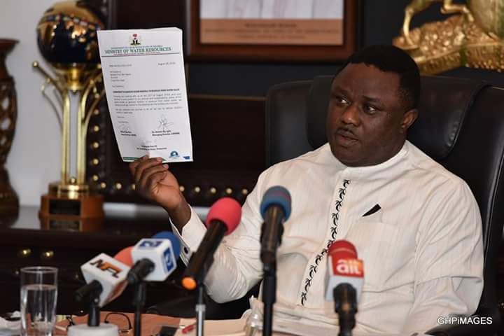 Gov. Ayade declares Green Holiday for planting 1m trees
