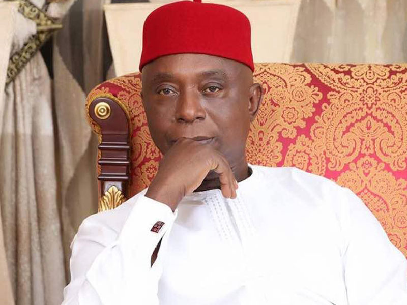 Supreme Court nullifies the election of Ned Nwoko as Senator