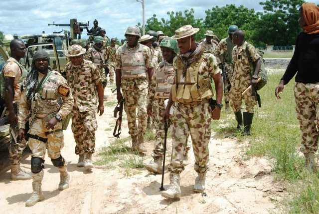 Troops frustrate terrorists attack on Gubio and Magumeri markets