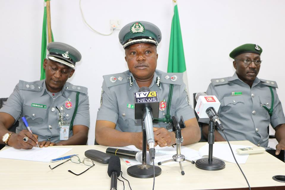 Ex-Swift Response: Nigerian Customs and other securities agencies to conduct joint border security exercise