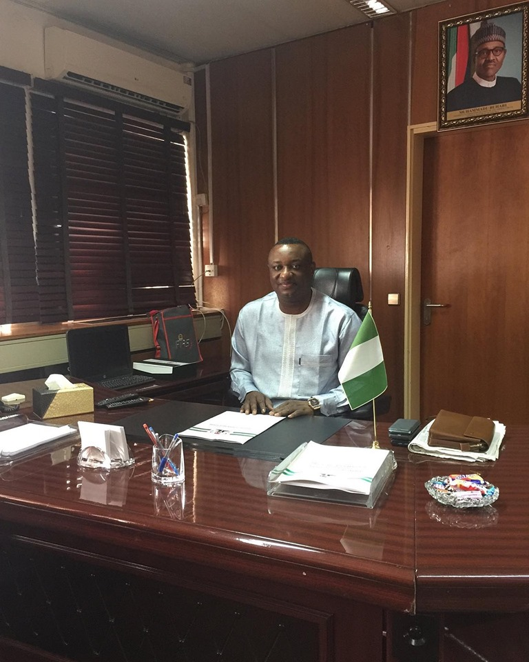 Okowa congratulates Keyamo on his appointment as Minister of State,Niger Delta