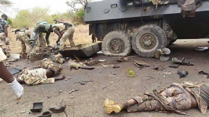 Boko Haram key commanders meet their Waterloo in Lake Chad region