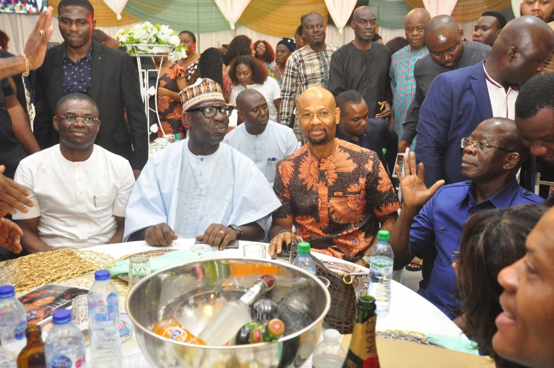 Obaseki, Oshiomhole commiserate with Atakpu family