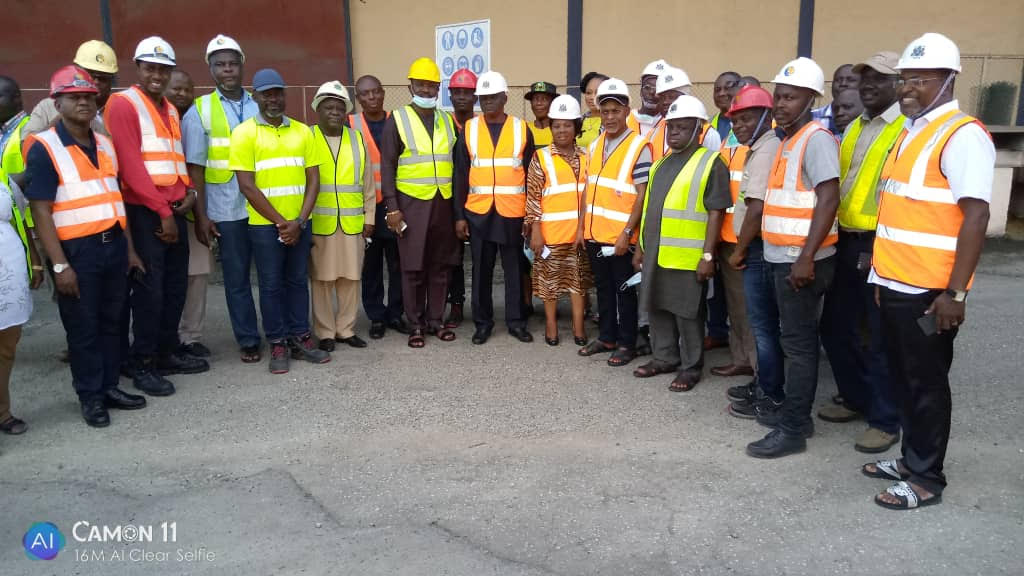Reps committee visits Calabar port, condemns NIMASA on delivery of mandate