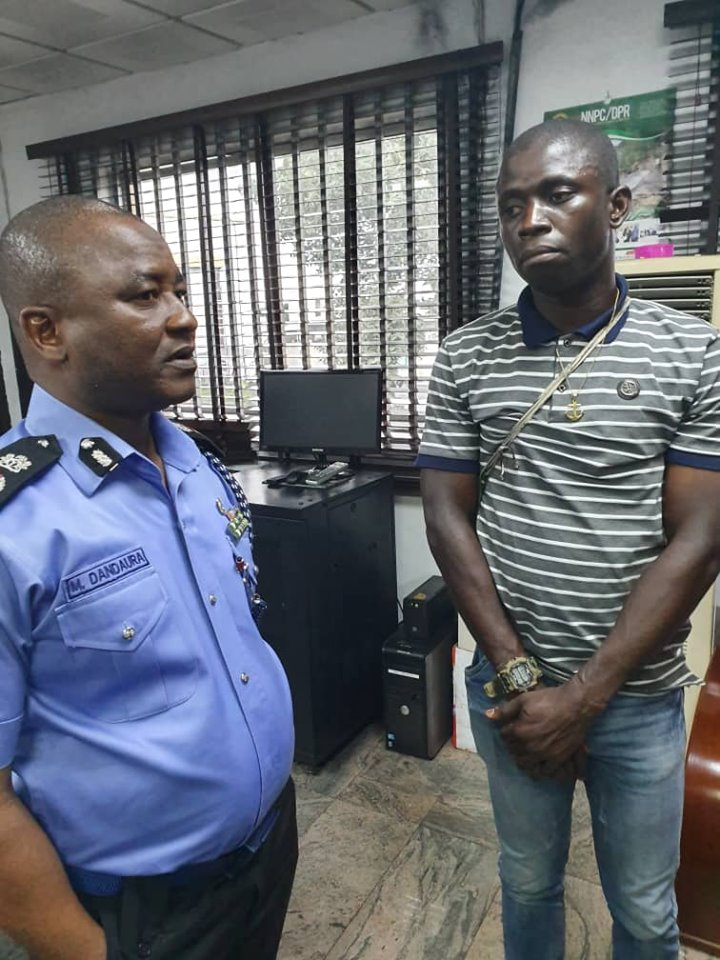 Serial killer nabbed by Police in Rivers