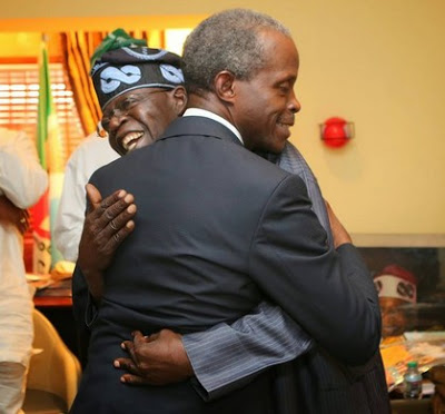 Desperate Tinubu sacrifices Osinbajo for his ambition