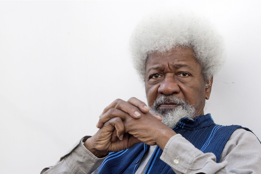 Charges against Sowore confirm FG's unprecedented level of paranoia —Soyinka