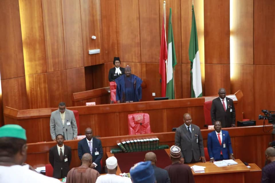 Crisis rocks Senate over secret recruitment