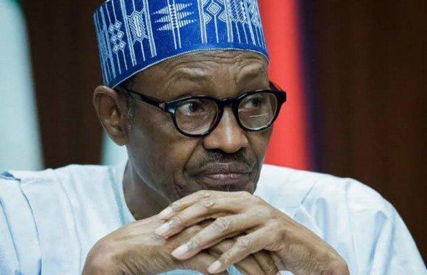 Buhari in a closed door meeting with Akume