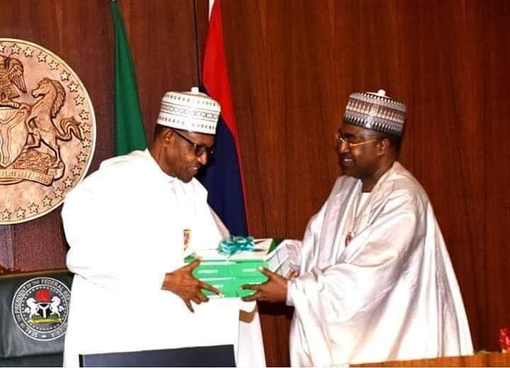 Buhari receives Panel report on elimination of drug abuse