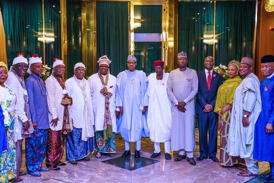 We'll open up Calabar to the rest of the country , Buhari assures