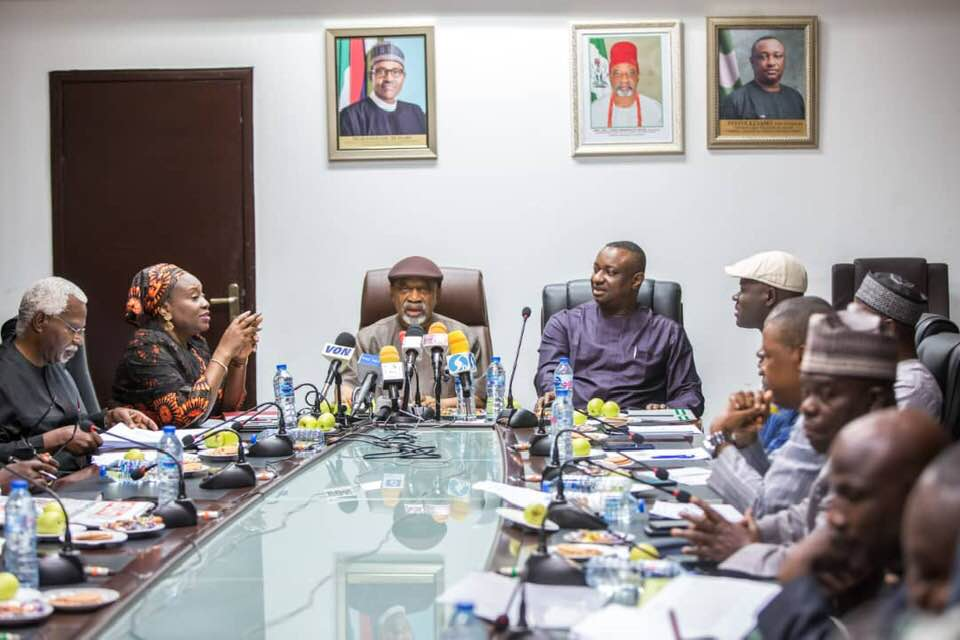 FG, Labour Reach Agreement Over New Minimum Wage