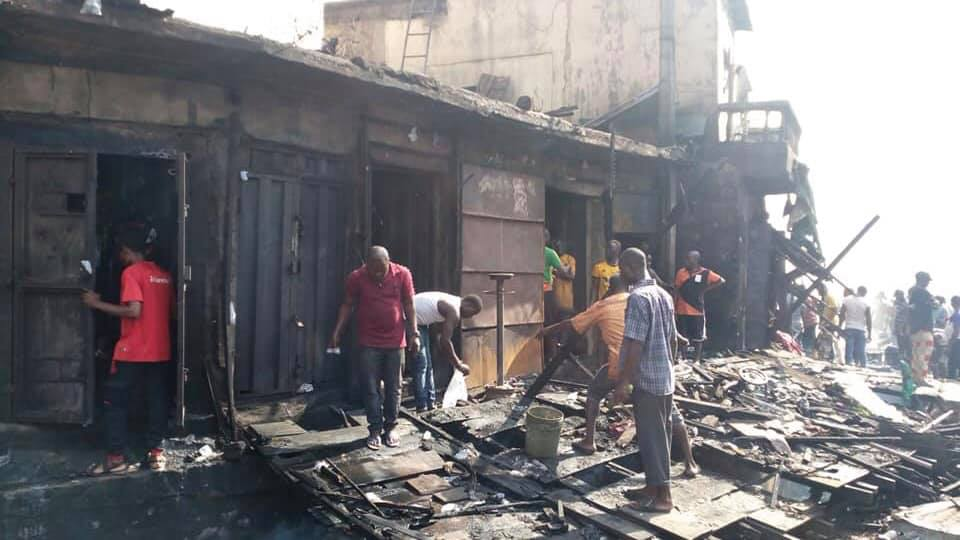 Onitsha Market Fire: PDP Mourns, Condole With Victims