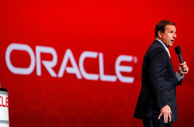 Mark Hurd, Oracle CEO, dies at 62