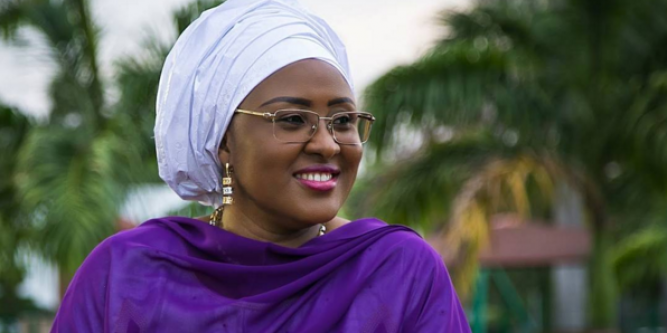 Aisha Buhari seeks thorough probe of sex-for-marks cases