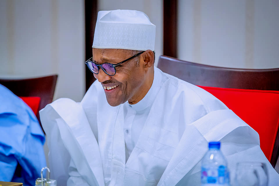 Universal Healthcare delivery; Buhari receives NIPSS report, pledges action