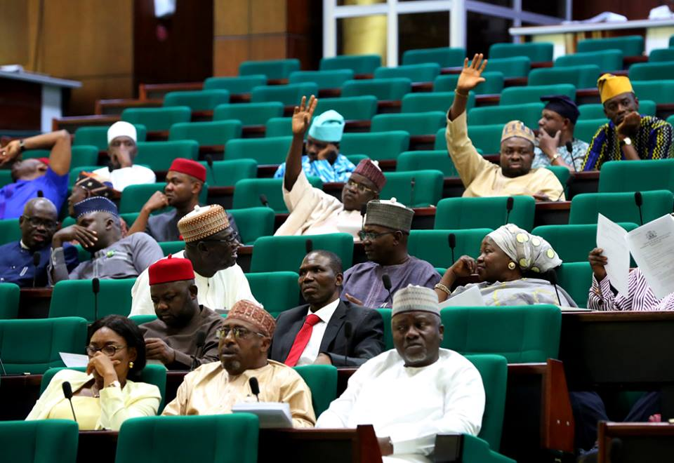 Reps ask FIRS to return N4.6 billion to FCT