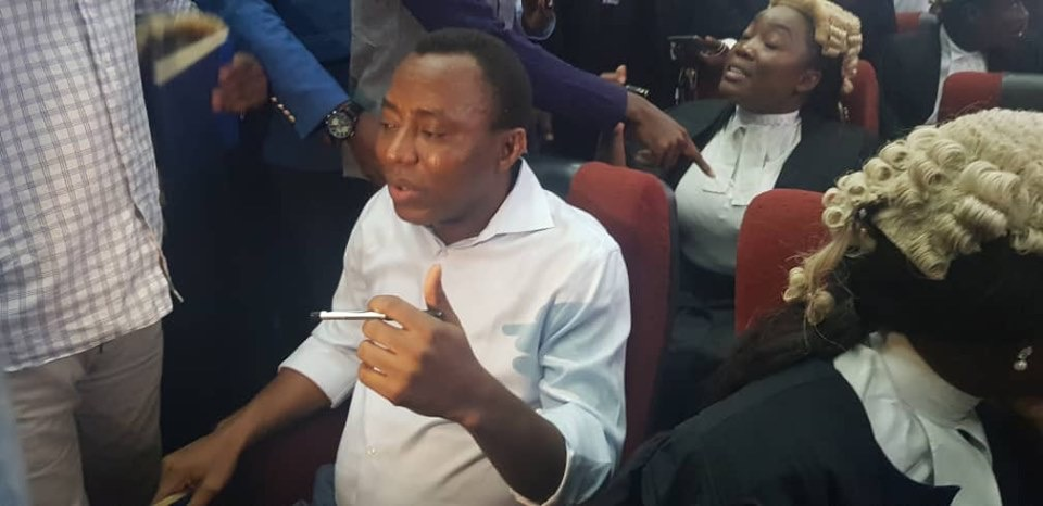 DSS: Why we are holding Sowore