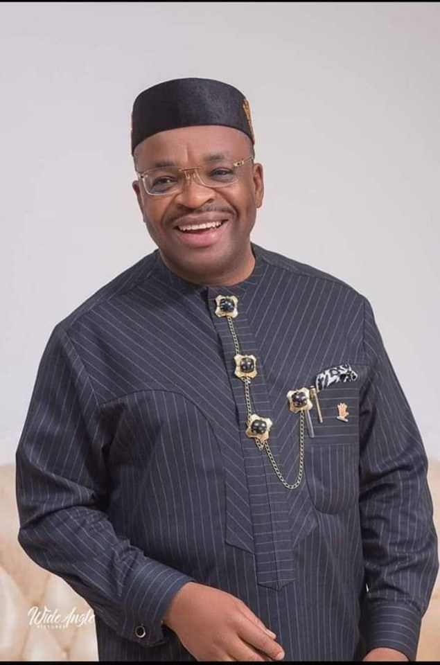 Again, Udom dusts Ekere as Appeal Court affirms election, imposes N.5m cost on APC candidate