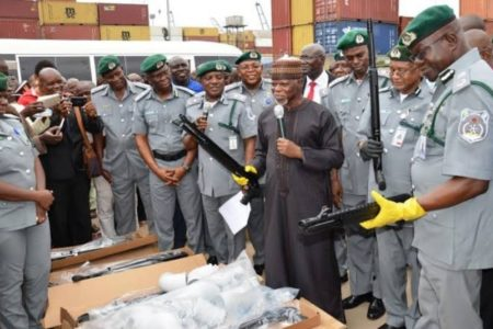 Customs intercepts 640 cartons of unapproved sex drugs in Sokoto