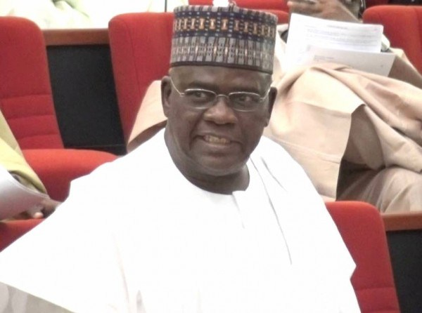 Alleged N25bn fraud: EFCC withdraws from Goje's case