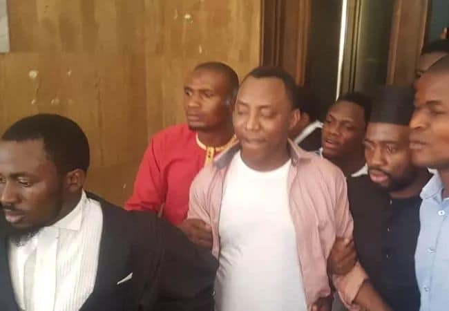 Sowore: Prof Sagay faults the re arrest of Sowore by DSS