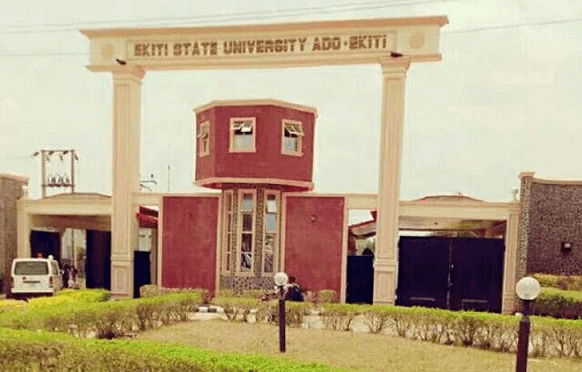 Ekiti varsity dismisses randy lecturer caught in viral video