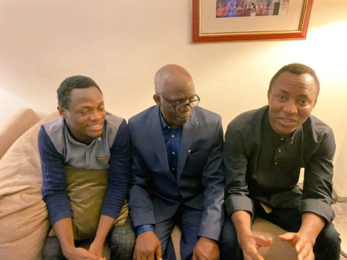 FG should stop subjecting Sowore to media trial – Falana