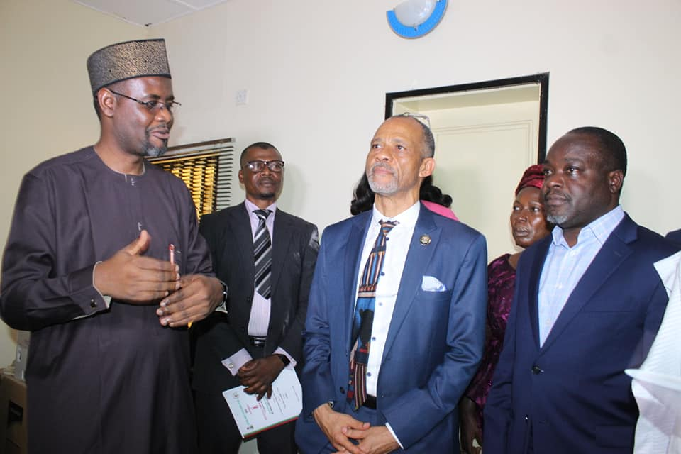 Sanwo-Olu seeks stronger collaboration to eradicate HIV Pandemic