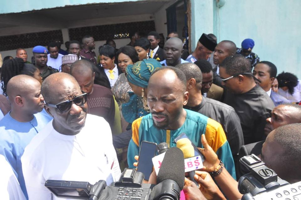 Edo 2020: Obaseki deserves re-election – Apostle Suleiman